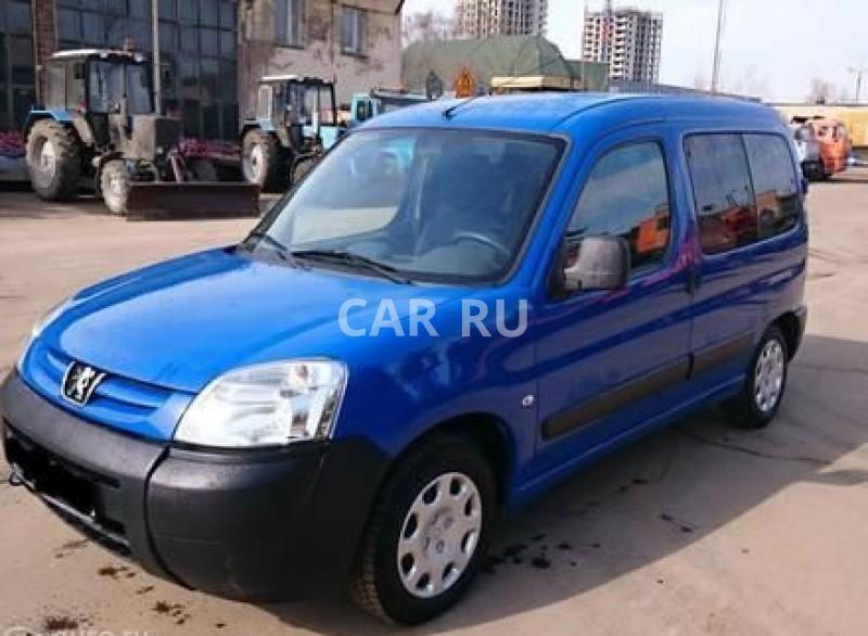 Peugeot Partner Origin, Барнаул