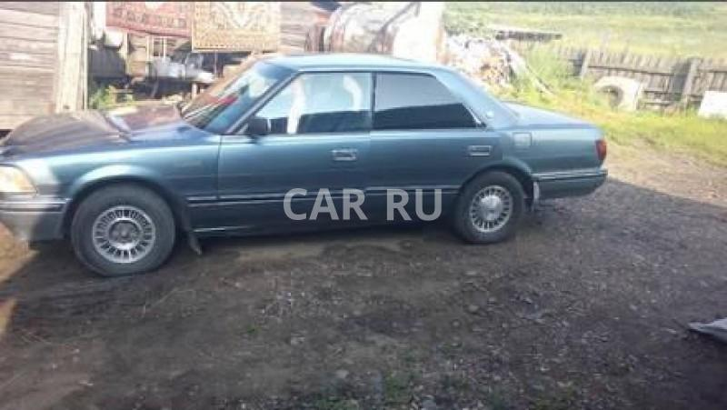 Toyota Crown, Ачинск
