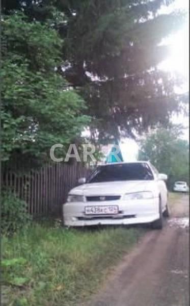 Honda Domani, Ачинск