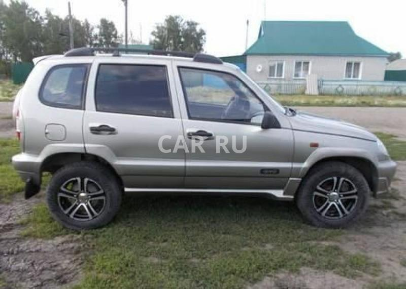 Chevrolet Niva, Барабинск