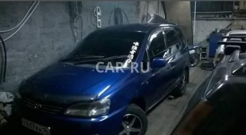 Toyota Corolla Spacio, Алдан