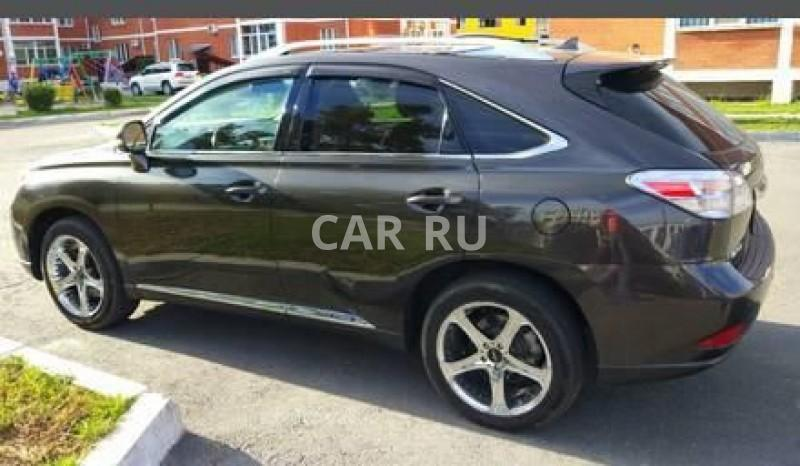 Lexus RX, Белогорск