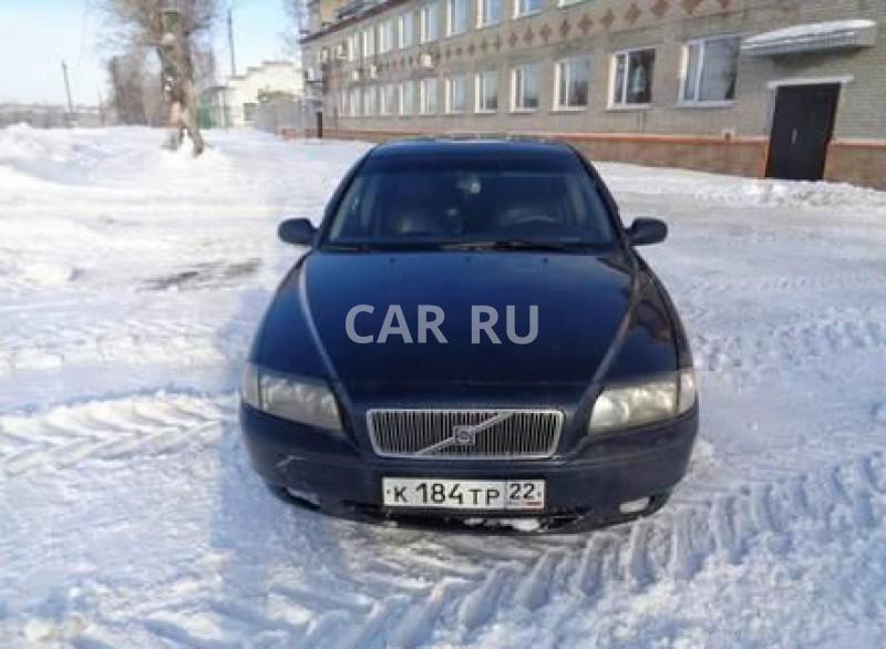 Volvo S80, Барнаул