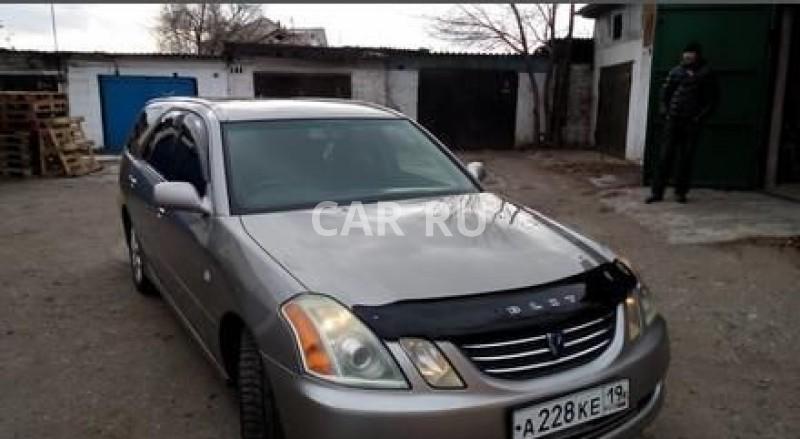 Toyota Mark II Wagon Blit, Абакан
