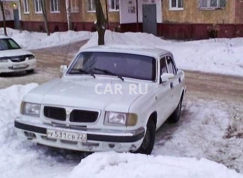 Газ Volga, Барнаул