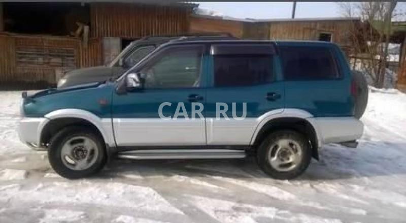 Nissan Mistral, Барнаул