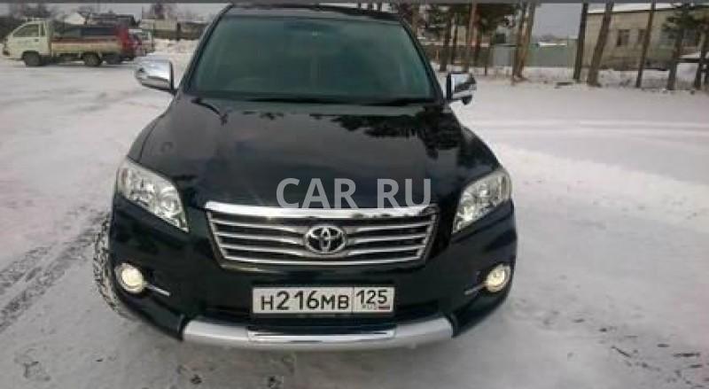 Toyota Vanguard, Арсеньев
