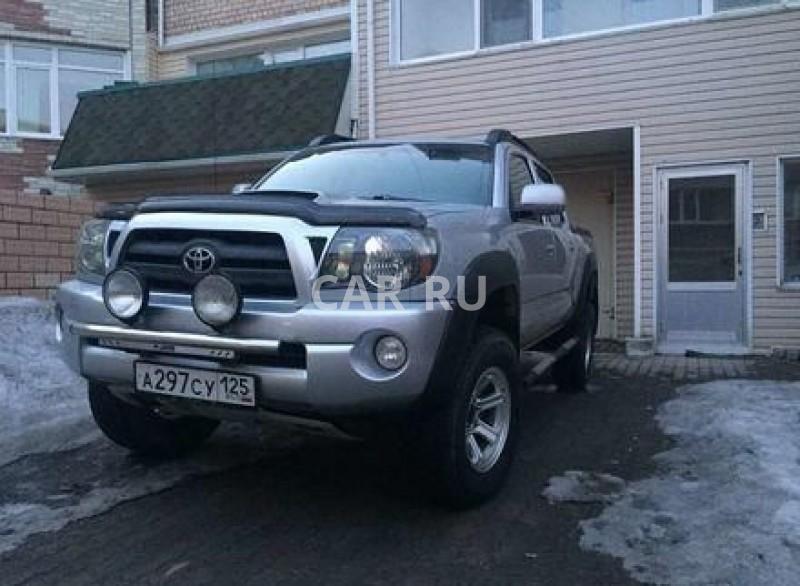 Тойота Такома 2011 во Владивостоке, Продам отличный ...