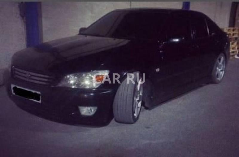 Toyota Altezza, Армавир