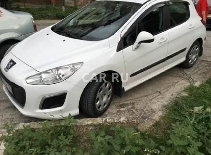 Peugeot 308, Алушта