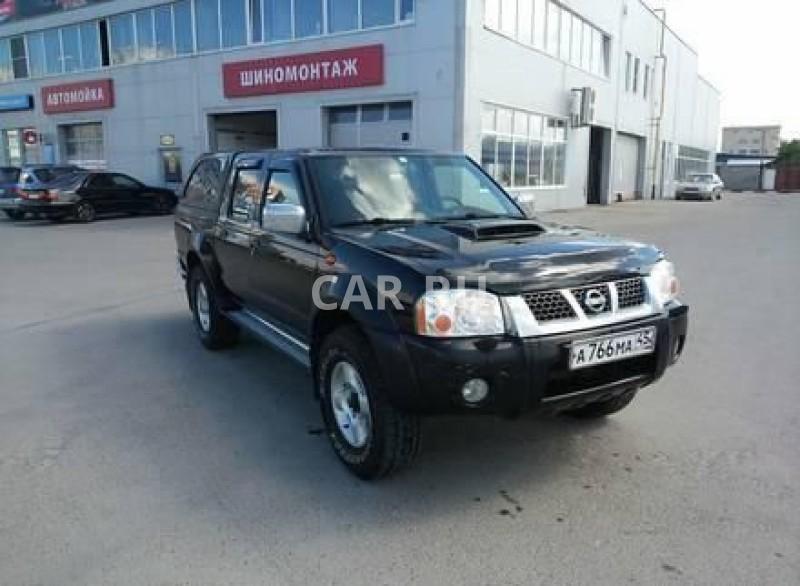 Nissan NP300, Барнаул