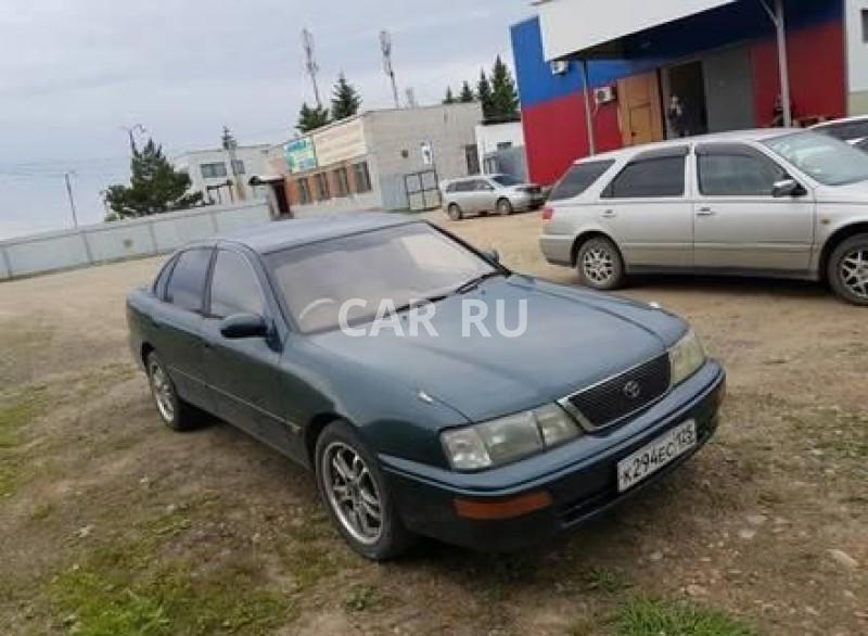 Toyota Avalon, Арсеньев