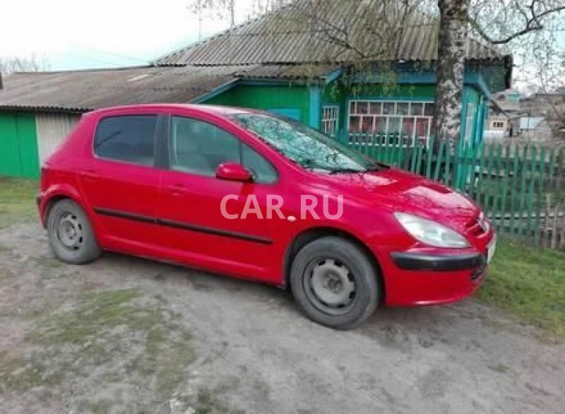 Peugeot 307, Бачатский