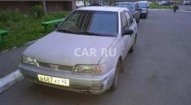 Nissan Sunny, Анжеро-Судженск