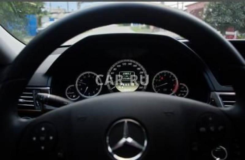 Mercedes E-Class, Белая Калитва