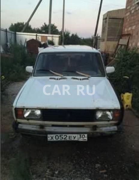 Lada 2104, Астрахань