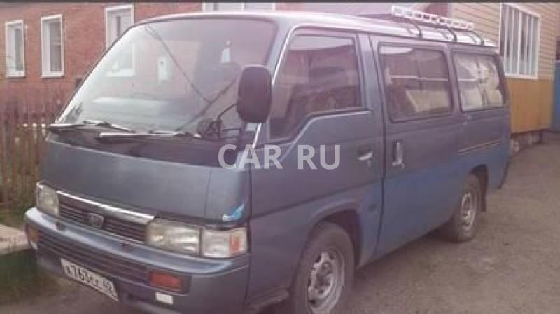 Nissan Homy, Анжеро-Судженск