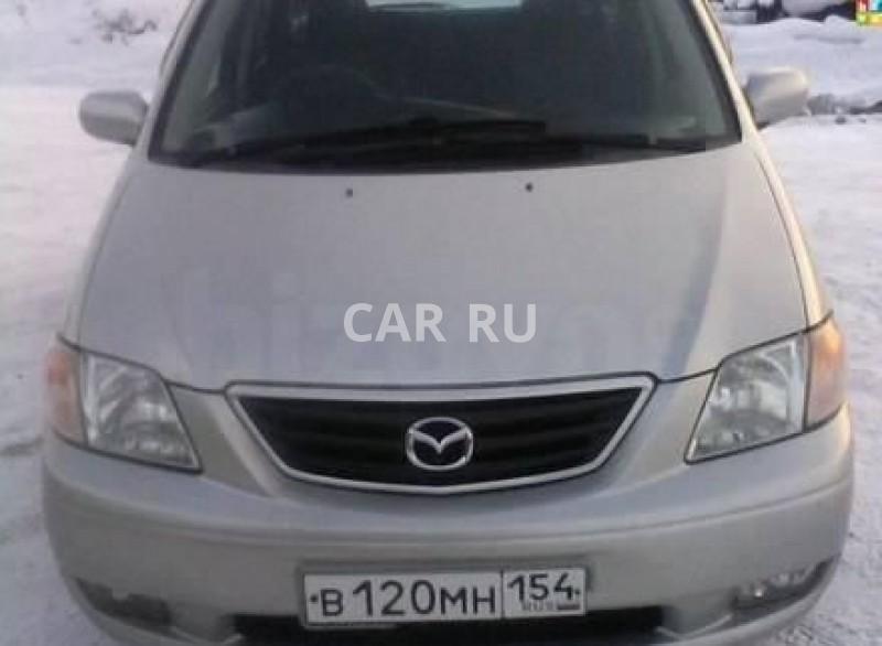 Mazda MPV, Белово
