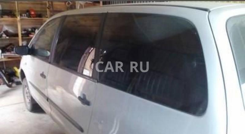 Ford Galaxy, Барнаул