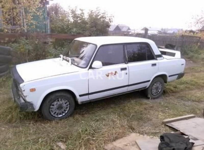 Lada 2107, Ангарск