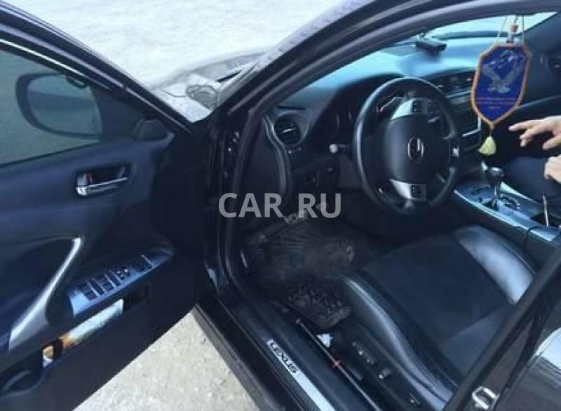 Lexus IS, Астрахань