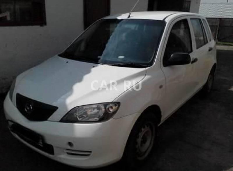 Mazda Demio, Барнаул
