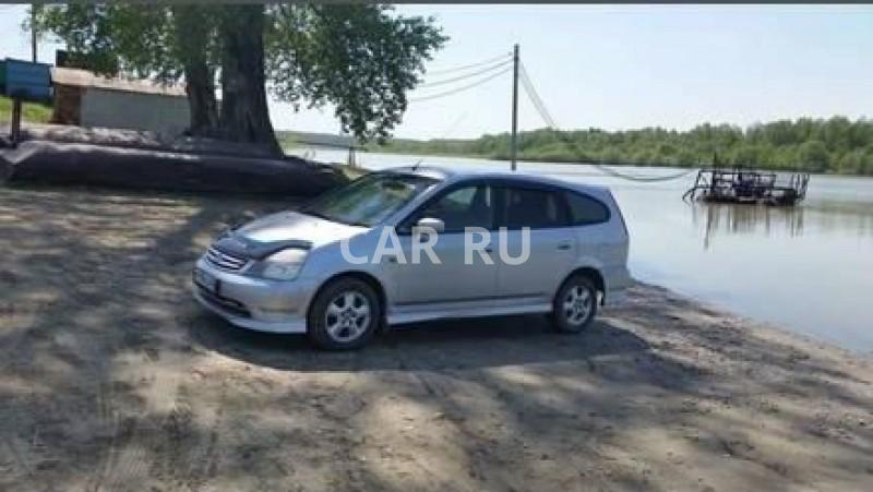 Honda Stream, Барнаул