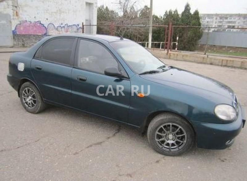 Daewoo Sens, Армянск