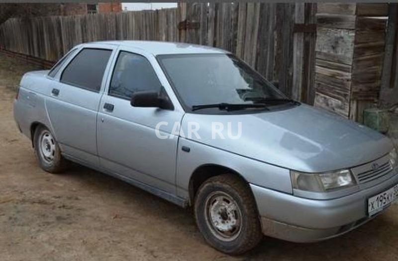 Lada 2110, Астрахань