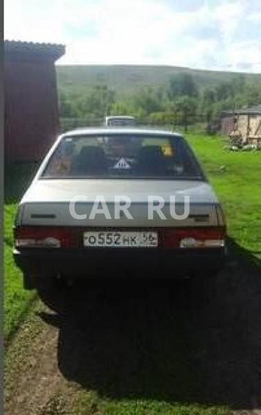 Лада 21099, Асекеево