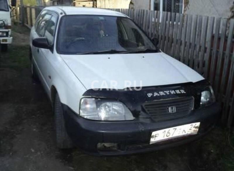 Honda Partner, Ачинск
