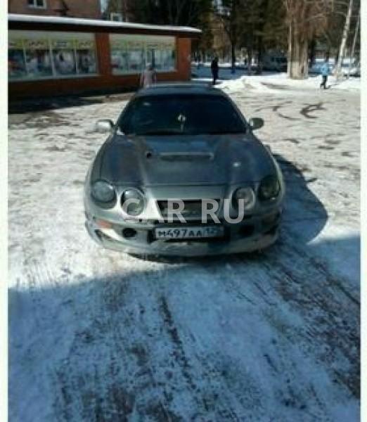 Toyota Celica, Арсеньев