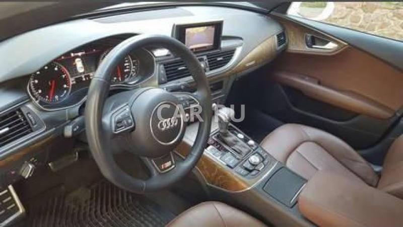 Audi A7, Барнаул