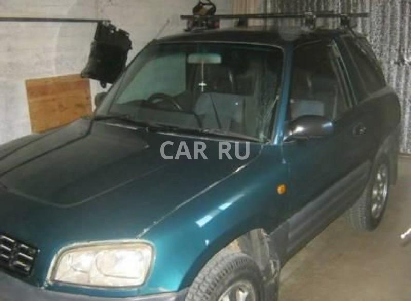Toyota RAV4, Акташ