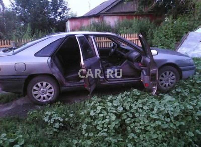 Renault Safrane, Алейск