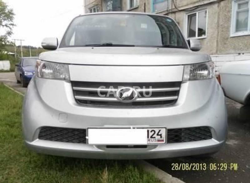 Toyota bB, Ачинск