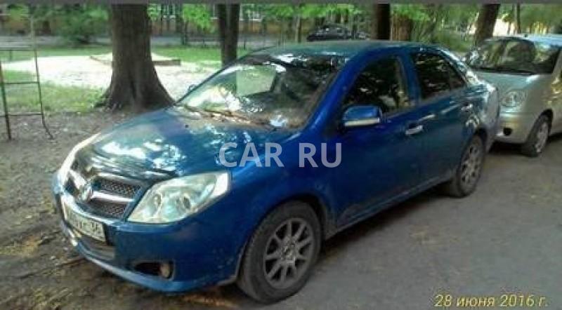 Geely MK, Балашов