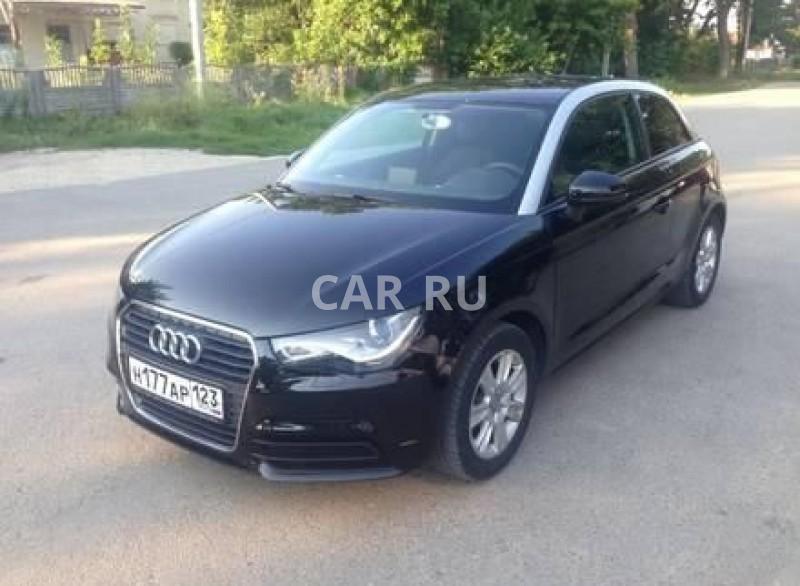 Audi A1, Анапа