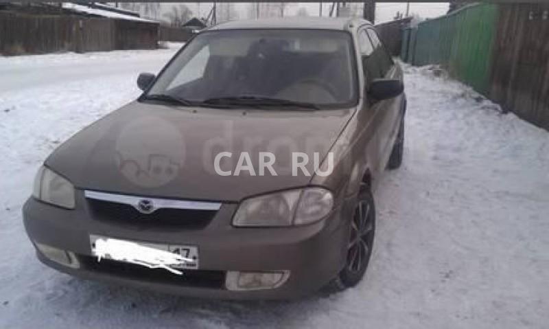 Mazda Protege, Бай-Хаак