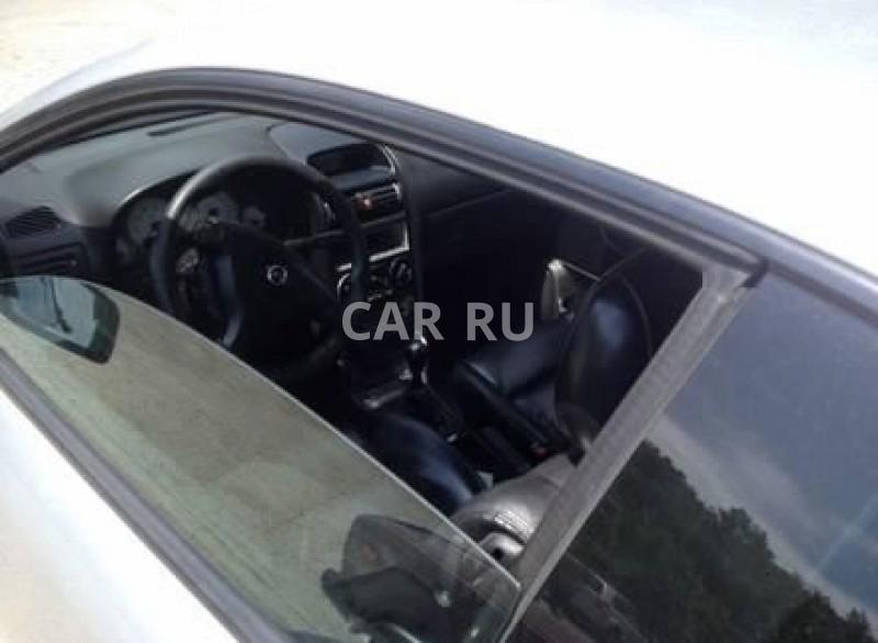Opel Astra, Алушта