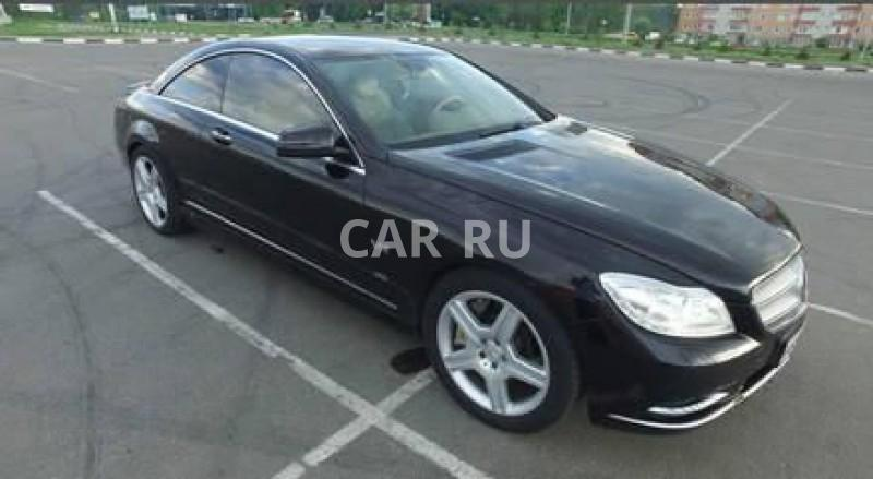 Mercedes CL-Class, Белгород