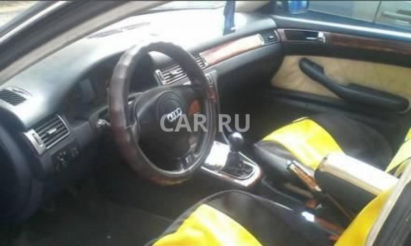 Audi S6, Барнаул
