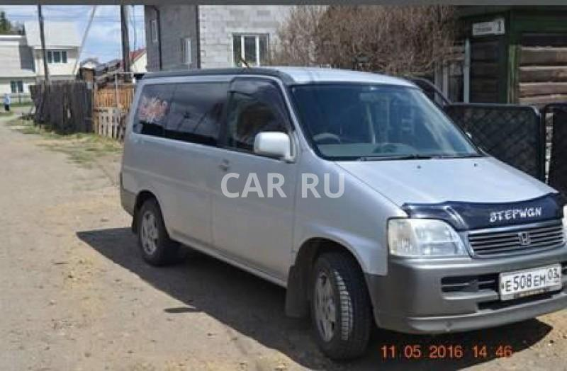 Honda Stepwgn, Ангарск