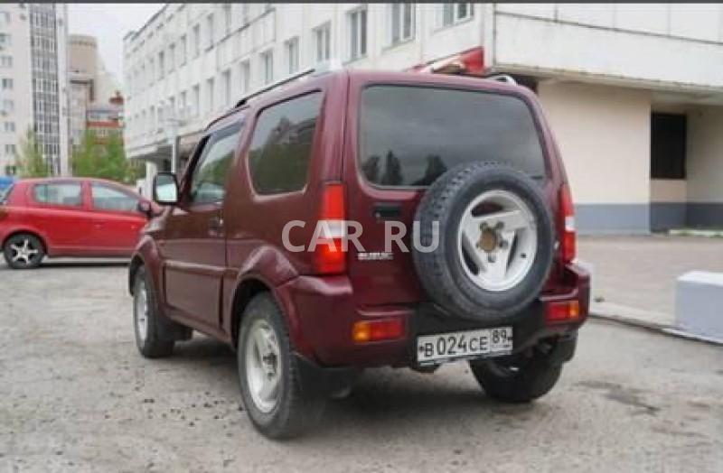 Suzuki Jimny Wide, Барнаул