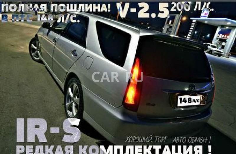 Toyota Mark II Wagon Blit, Ангарск