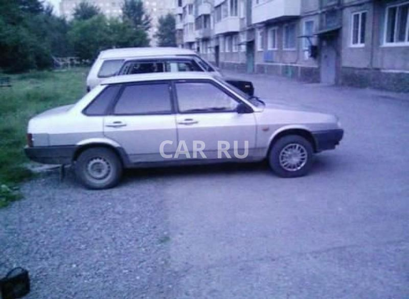 Лада 21099, Ачинск