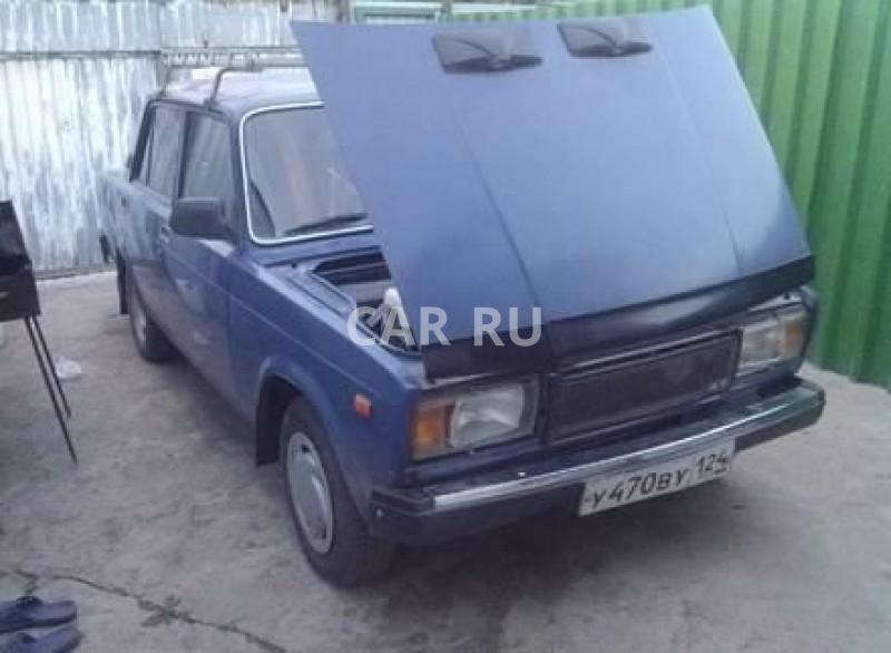 Лада 2107, Ачинск