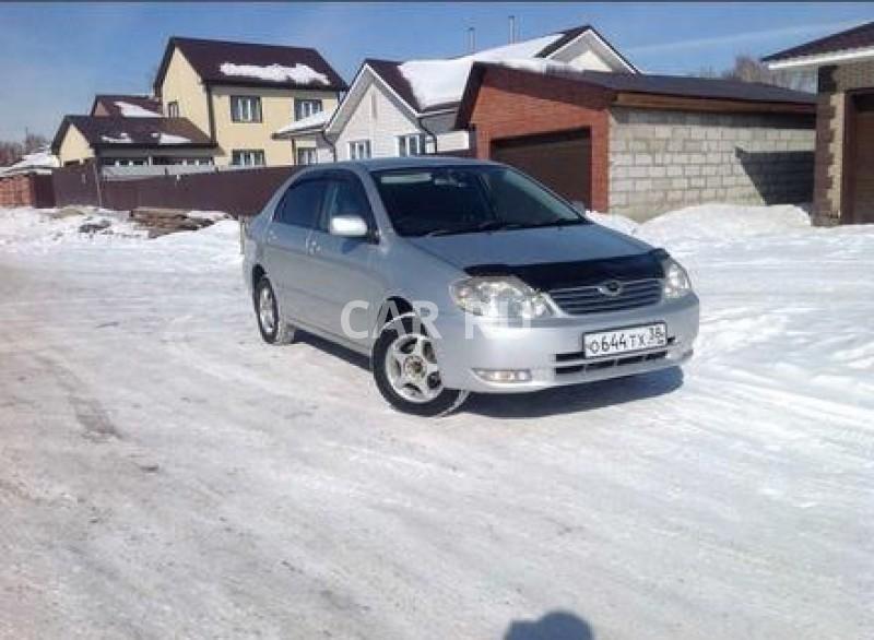 Toyota Corolla, Ангарск