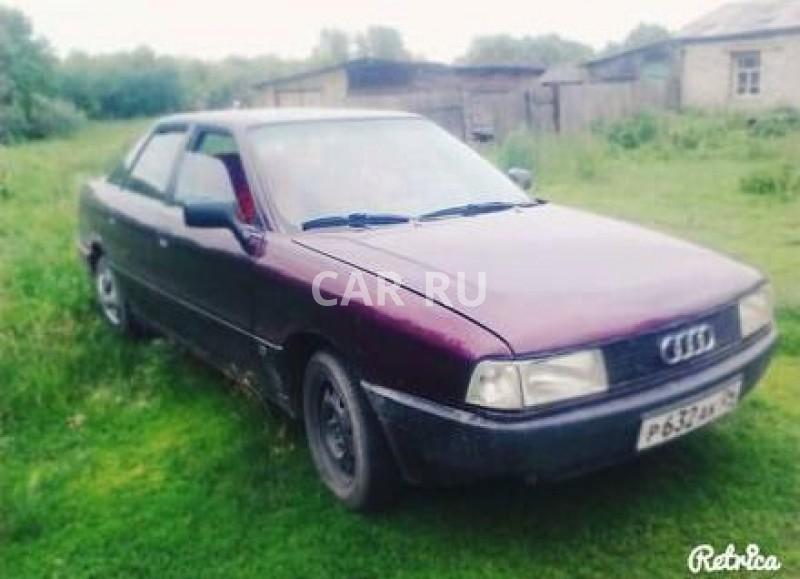 Audi 80, Барнаул
