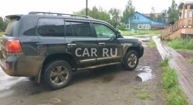 Toyota Land Cruiser, Архангельск